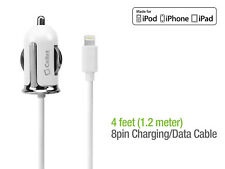 Cellet Lightning USB Car Charger Apple iPhone 11 Pro Max Xr Xs Max X SE 8 plus 8