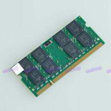 Neu 4GB PC2-5300 2Rx16 DDR2 667 MHZ laptop 200PIN memory SO-DIMM 667MHz 4G model