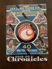 2019-20 Panini NBA Chronicles Basketball BLASTER Pink Parallels Factory Sealed