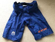 Pro Stock Return Ccm Pp90 Edmonton Oilers Hockey Pant Shell Large L+1 9k pp90c