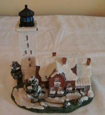 Harbour Lights Presque Isl Pennsylvania #201 #5565/- Lighthouse In Box 1997 Coa