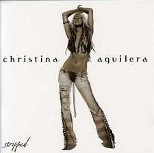 Stripped - Christina Aguilera CD RCA