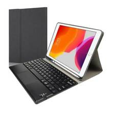 For New iPad 10.2'' 7th Generation 2019 Bluetooth Keyboard Leather Case Cover