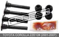 Pin Slide Front For Toyota Corolla Zze12# (2001-2007)