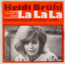 Heidi Bruhl 45 Tours Eurovision 1968