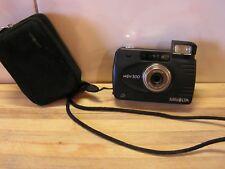Minolta Vectis 300 Zoom, IR Function, 24mm Film Camera, Panorama, VGC, Warranty