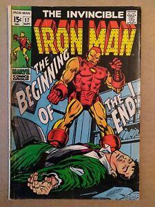 Iron Man #17 1st Madame Masque & MIDAS MCU Hawkeye  Disney+ TV CBG 1931
