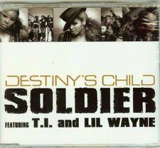 "DESTINY'S CHILD - ""Soldier"" Australia T.I. Lil Wayne CD SINGLE - NEW - SEALED"