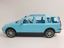 2003 Mattel Barbie The Happy Family Volvo Wagon B0232 Blue HTF
