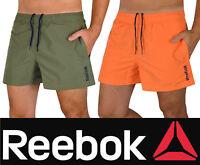 Reebok Boxer Badeshorts Herren Badehose Swim Shorts Schwimmhose Hose Men [S-XXL]