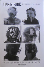 LINKIN PARK, LIVING THINGS POSTER (W2)