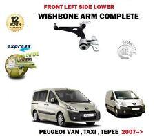 para Peugeot Expert Furgoneta TAXI 2007- > 1x delantero izquierdo suspensión