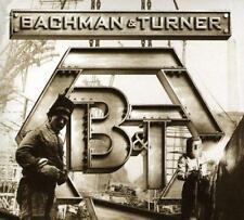 BACHMAN & TURNER – BACHMAN & TURNER (NEW/SEALED) CD