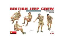 Miniart 35051 1/35 British Jeep Crew