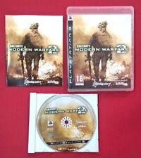 Call of Duty: Modern Warfare 2 - PLAYSTATION 3 - PS3 - USADO - MUY BUEN ESTADO