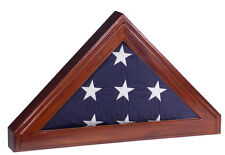 Freedom Display Cases Shadow Box Flag Display Case for Memorial Flag 5x9'