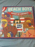THE BEACH BOYS -Spirit Of America 1975 Capitol-2 LP's