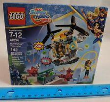 Lego DC Super Hero Girls Bumblebee Helicopter 41234 MIB