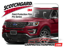 2019 Ford Explorer Sport 3M Pro Series Clear Bra Standard Paint Protection Kit