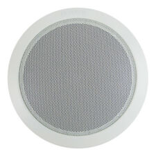 """Bosch Altavoz de techo blanco 6"""" 100 V PA Sistema de sonido HIFI de alta calidad de audio"""