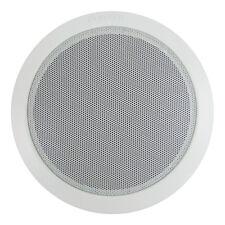 "Bosch Ceiling Speaker White 6"" 100V  PA Hifi Sound System High Quality Audio"