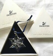 2000 Swarovski Crystal Christmas Ornament - Mint In Box