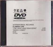 flaming lips video and make a video dvd limited edition