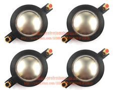 4PCS Replacement For Mackie SA-1521 SR-1522 Diaphragm Tweeter Horn Driver