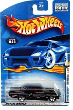 2001 Hot Wheels #46 First Edition Ford Thunderbolt
