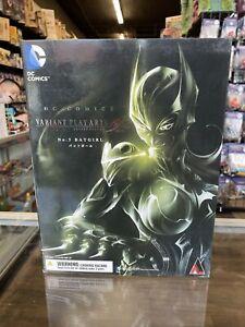 DC Comics Play Arts Kai Variant BATGIRL Figure Square Enix Authentic
