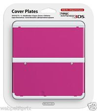 Coques interchangeables N°19 Violet Pour New Nintendo 3DS Neuf