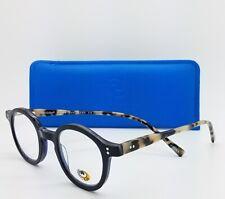 NEW Eyebobs Reader Frizz Bee 2286 13 (2.00) Blue/Black/White Tortoise round 39mm