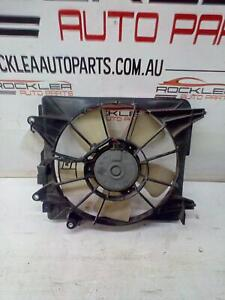 HONDA CIVIC FAN