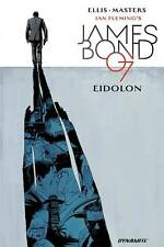 JAMES BOND VOL #2 EIDOLON HARDCOVER Dynamite Comics Collects #7-12 HC