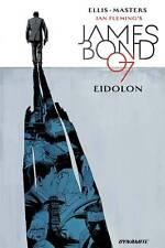 JAMES BOND VOL #2 EIDOLON HARDCOVER Dynamite Comics Collects #7-12 HC