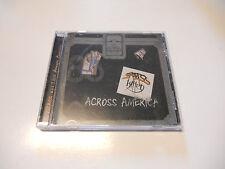 """Brass Kitten """"Across America"""" Rare 2001 cd  BK Music"""