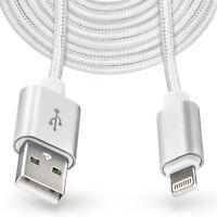 3m Handy Kabel Stecker Ladekabel für Apple iPhone XS XR X 8 7 6 5 S SE Plus Max