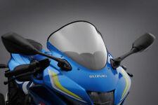 GSXR 125 A L7- Racingscheibe klar NEU/ Racing-Screen clear NEW original Suzuki