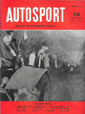January Autosport Weekly Magazines in English