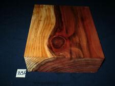 Redwood Mammutbaum schöne Zeichnung drechseln Drechselholz Nr. 896