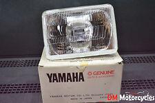 YAMAHA GENUINE NOS RD350LC RD 350 1986 - 1988 HEADLIGHT LENS PN 47X-84320-00