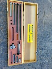 Do All Machinist Micro Step Gage Block Holding Set Holder Incomplete