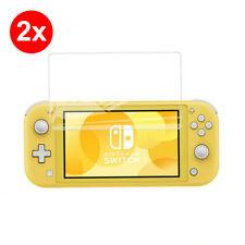2x Schutzglas Nintendo Switch Lite Displayschutz Panzerfolie Glas Schutzfolie