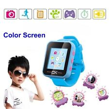Blue Cool Toys Watch Smart Watch for Kids with Digital Camera Games Push-button