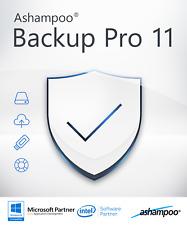 Ashampoo Backup Pro 11 Lifetime -ORIGINAL LICENSE KEY! DO NOT ACCEPT COPIES