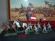 BRITAINS 31139 BAPTISM AT MANASSAS AMERICAN CIVIL WAR TOY SOLDIER FIGURE SET