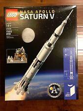 *Brand New* LEGO Ideas 21309 NASA Apollo Saturn V 1969 Pcs In hand ready to ship