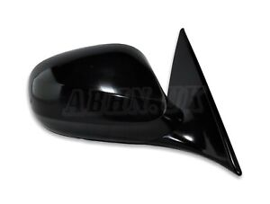BMW 3 Series E92 LCI (09-13) Coupe Right Side Electric Heated Door Mirror Black