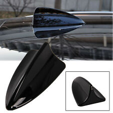 Universal Auto Car Shark Fin Decorative Dummy Roof Antenna Aerial for BMW Black