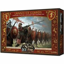 a Song of Ice and Fire TMG Lannister Guardsmen Tabletop Miniature Game